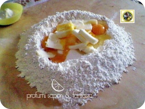 Crostata con marmellata di albicocche Blog Profumi Sapori & Fantasia