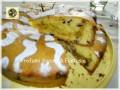 Torta morbida alla marmellata di arancia con cioccolato