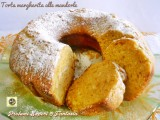 torta Margherita alle mandorle