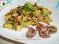 Contorno di zucchine stuzzicanti ricetta