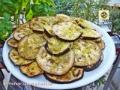 Fette di melanzane al forno saporite