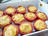 Pomodori al forno ripieni
