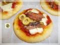 Pizzette farcite ricetta facile