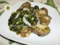 Contorno veloce di verdure cotte