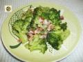 Broccoli ricetta semplice con pancetta stufata