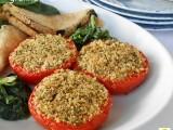 Pomodori gratinati al forno ricetta facile
