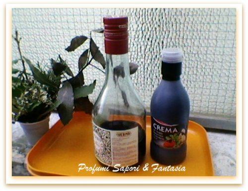 Marinate sorprendenti con Aceto balsamico