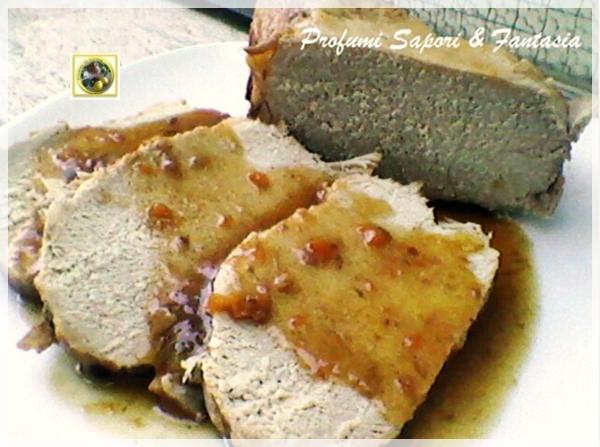 Filetto di maiale al marsala  Blog Profumi Sapori & Fantasia