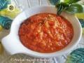 Sugo per pasta alle carote peperoni e pomodoro