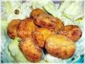 Polpette al forno morbide, con carne e patate