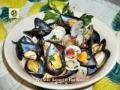 Cozze e vongole alla marinara ricetta