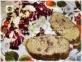Polpettone di carne al forno, con prosciutto e scamorza