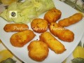 Crocchette di patate con ricotta e parmigiano