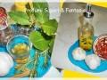 Olio e aceto aromatizzati