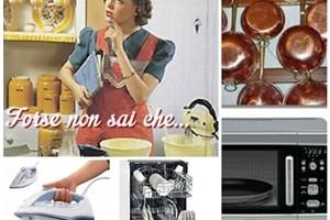 Forse non sai che 3° parte: come pulire il forno, lavastoviglie, forno a microonde in maniera naturale