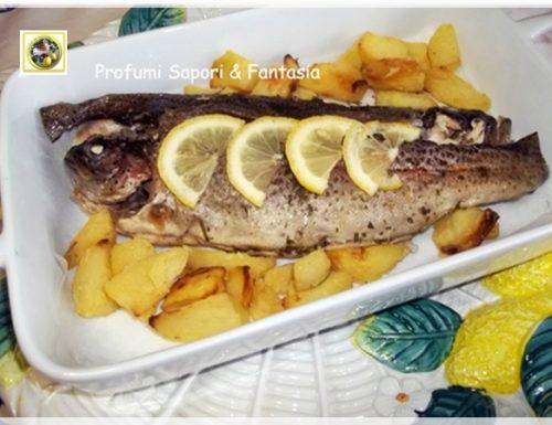Pesce: cuocere al forno