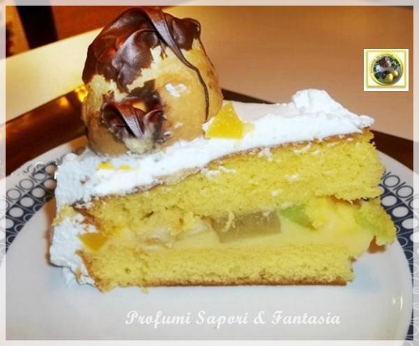 Torta di compleanno  Blog Profumi Sapori & Fantasia