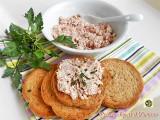 Salsa delicata al prosciutto cotto e parmigiano