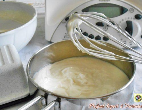 Salsa besciamella la ricetta tradizionale