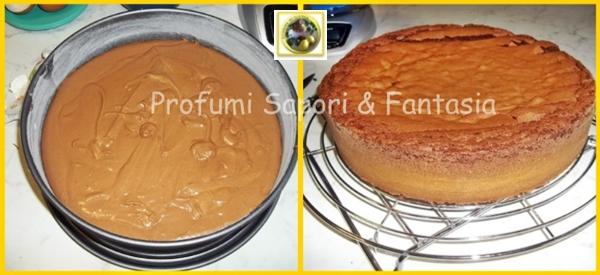 Torta al cioccolato ricetta con crema di arancia Blog Profumi Sapori & Fantasia