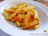 patate croccanti in padella o al frono