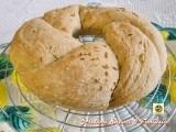 Corona di pane integrale