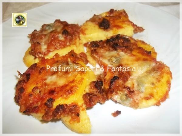 Gnocchi alla romana al gorgonzola  Blog Profumi Sapori & Fantasia