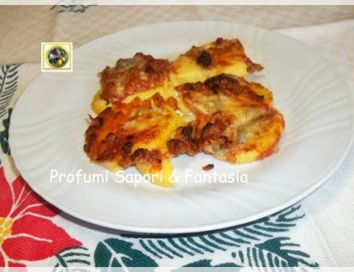 Gnocchi alla romana al gorgonzola