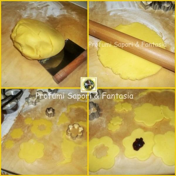 Biscotti di pasta frolla, al mascarpone Blog Profumi Sapori & Fantasia