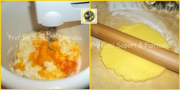 Pasta frolla al mascarpone  Blog Profumi Sapori & Fantasia