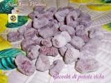 Gnocchi di patate viola ricetta base