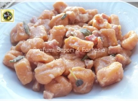 Gnocchi di patate appetitosi