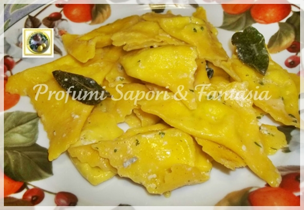 Ravioli delicati con erbette e ricotta   Blog Profumi Sapori & Fantasia