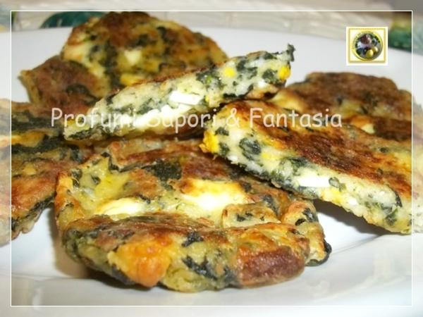 Spinacelle ai formaggi e uova sode Blog Profumi Sapori & Fantasia