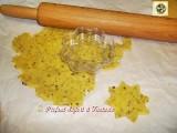 Pasta frolla con pistacchi