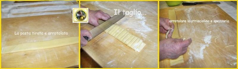 Strozzapreti pasta fresca ricetta base  Blog Profumi Sapori & Fantasia