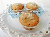 Muffin al Quark con gocce di cioccolato