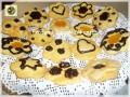 Biscotti di pasta frolla al mascarpone
