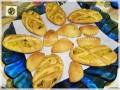 Barchette di frolla, al sapore di arancia