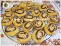 Biscotti panna cacao, con nocciole