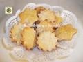 Biscotti di frolla al latte senza uova