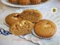 Muffin con Bimby al cioccolato bianco e caffe'