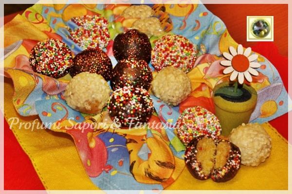 Cake pops  Blog Profumi Sapori & Fantasia