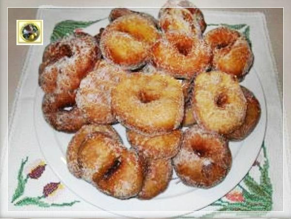 Ciambelle fritte tipica ricetta sarda  Blog Profumi Sapori & Fantasia