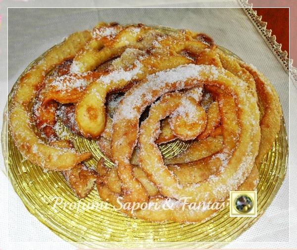 Le zeppole ricetta tipica sarda  Blog Profumi Sapori & Fantasia