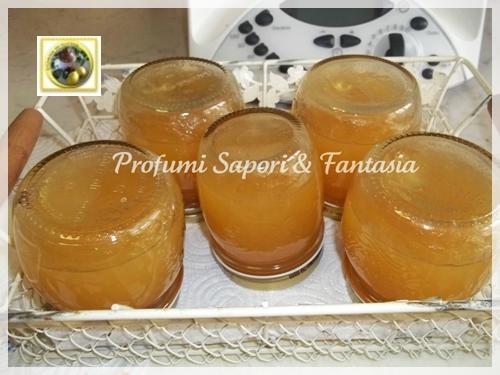 Marmellata di mele Bimby Blog Profumi Sapori & Fantasia