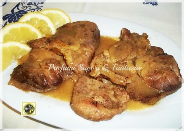 ossibuchi ricetta con salsa al limone - Come Cucinare Gli Ossibuchi Di Manzo