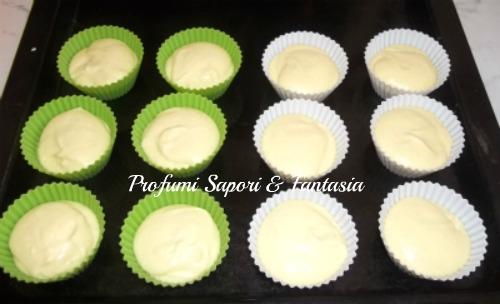 Tortine di ricotta e limone con glassa Blog Profumi Sapori & Fantasia