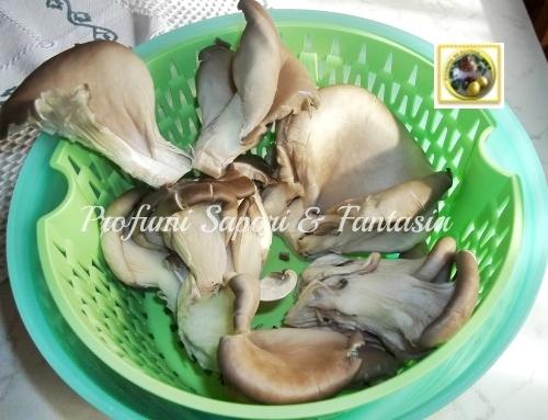 Cotolette di funghi al forno, ricetta facile Blog Profumi Sapori & Fantasia