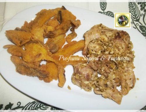 Cotolette di funghi al forno, ricetta facile